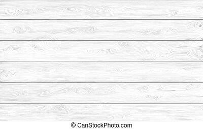 tło, drewniany, biały