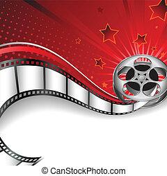 tło, motives, kino