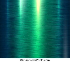 tło, zielony metal, struktura