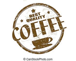 tłoczyć, kawa
