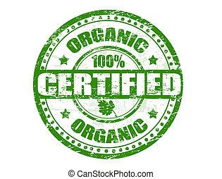 tłoczyć, organiczny