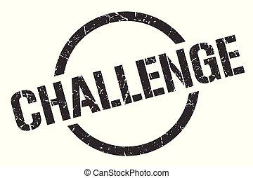tłoczyć, wyzwanie