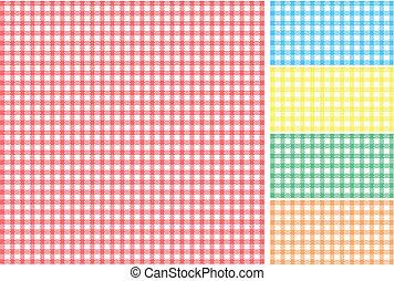 tablecloth, piknik