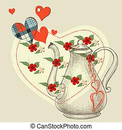 tajemnica, potion, miłość