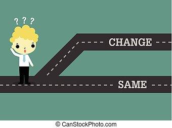 tak samo, przeszły, przyszłość, typować, albo, zmiana