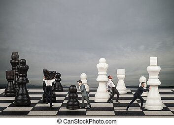 taktyka, handlowa strategia