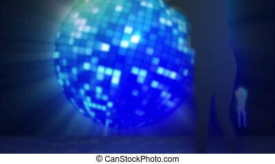 taniec, kobiety, magnetowidy