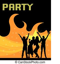 taniec, partia