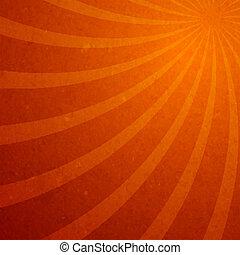 tapeta, sunburst, spirala