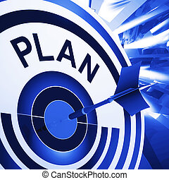 tarcza, środki, planowanie, plan, cele, misje