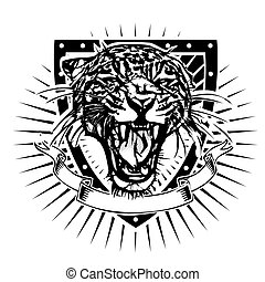 tarcza, jaguar