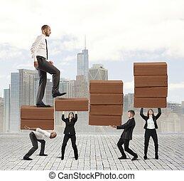 teamwork, powodzenie