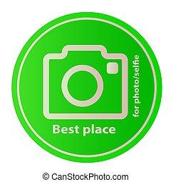 telefon, wtyka, smartphone, formułować, wektor, monopod, aparat fotograficzny, najlepszy, miejsce, znak, fotografia, twój, zabroniony, ruchomy, trzym!ć, dozwolony, troska, selfie, siła robocza, wziąć, ikona
