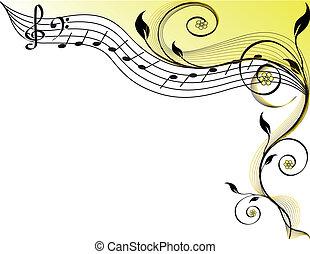 temat, muzyka