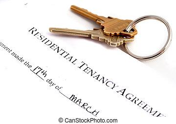 tenancy, porozumienie, mieszkaniowy