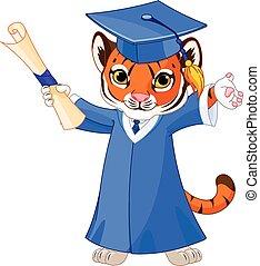 tiger, absolwenci