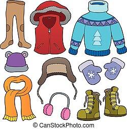 topic, 2, komplet, zima ubranie