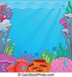 topic, wizerunek, 4, undersea