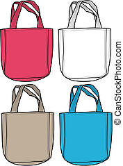 torba, fason, ilustracja