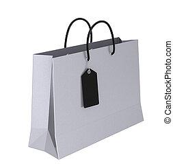 torba, luksus, zakupy