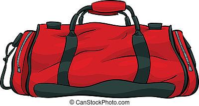 torba, sala gimnastyczna
