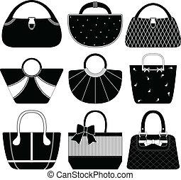 torebka damska, torba, kobieta, portmonetka, samica