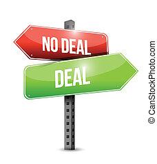 transakcja, nie, ilustracja, transakcja, projektować, znak