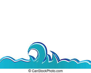 transoceaniczna woda
