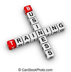 trening, handlowy