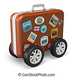 turystyka, podróż, pojęcie