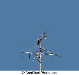 tv antenowy, antena