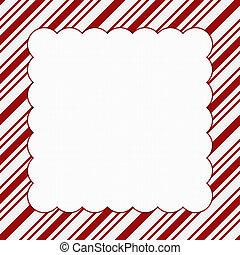 twój, zaproszenie, ułożyć, białe boże narodzenie, czerwony, wiadomość, albo