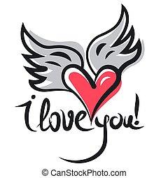 ty, tytuł, miłość