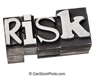 typ, metal, ryzyko, słowo