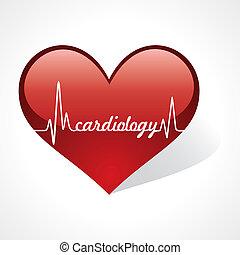 uderzenie sera, ustalać, kardiologia, słowo