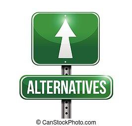 ulica znaczą, alternatywy