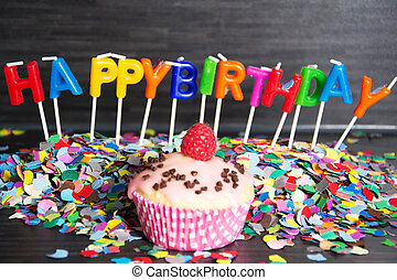 urodziny, szczęśliwy
