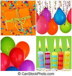 urodziny, zbiór