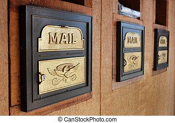 u.s., skrzynka pocztowa