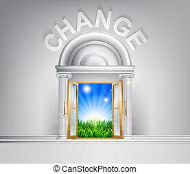 ustalać, pojęcie, zmiana