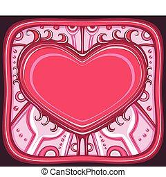 valentine dzień, ułożyć