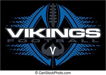 vikings, piłka nożna