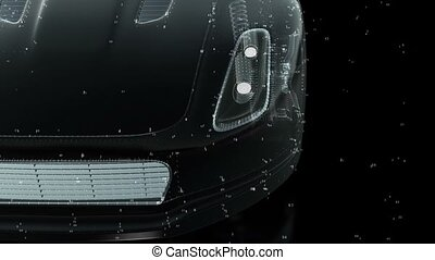 wóz, pojęcie, technologia