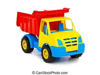 wóz, zabawkarski samochód