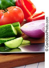 warzywa, sałata