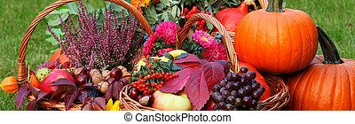 warzywa, upadek, owoce