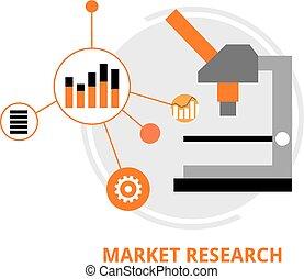 wektor, -, analiza rynkowa