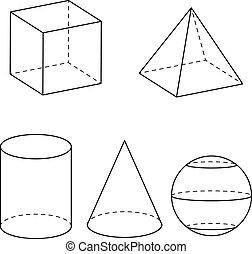 wektor, geometria