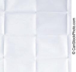 wektor, papier, listek