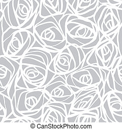 wektor, pattern), (seamless, illustration.